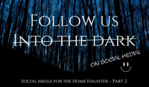 Part 2 - Social Media Home Haunter